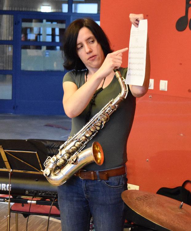 Katrin Saxophoncamp